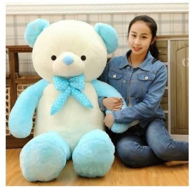 TOYTEDDY 4 Feet Cute Color Panda and Soft Teddy Hugable Teddy for Gift  - 120.016 cm