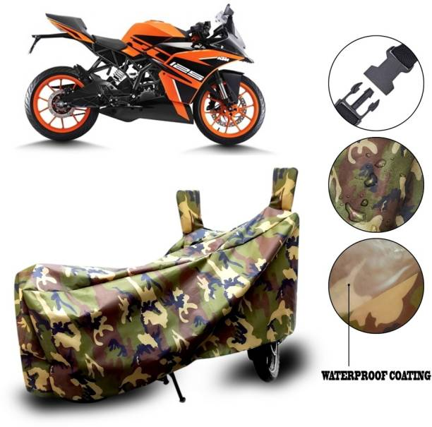 MASVERA Two Wheeler Cover for KTM