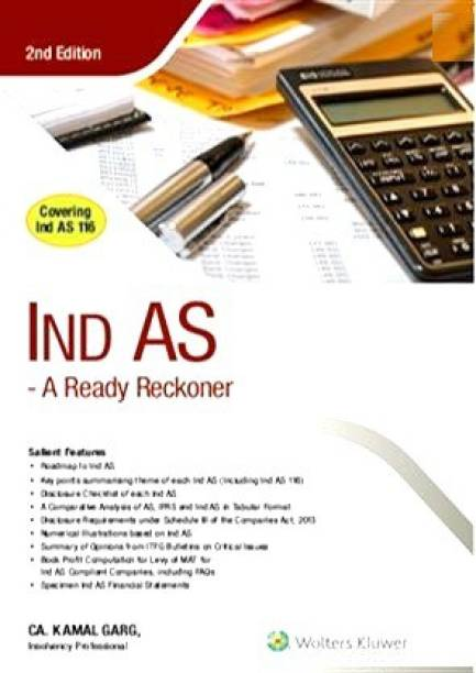 CCH IND AS A Ready Reckoner By Kamal Garg Edition 2020