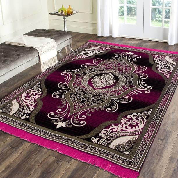 Flipkart SmartBuy Multicolor Cotton Carpet