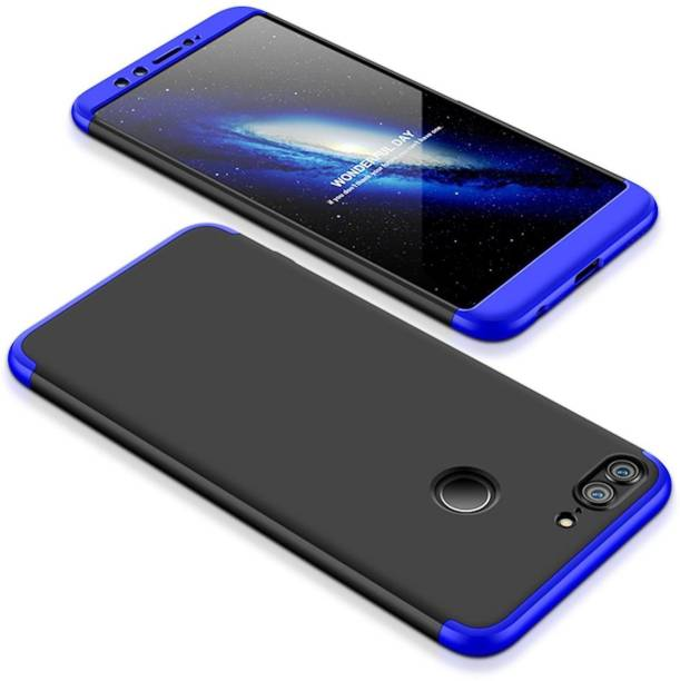 UNQMobi Front & Back Case for Huawei Honor 9 Lite 3-in-1 Unique Design 360 Degree Front & Back case