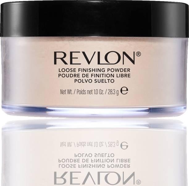 Revlon Loose Finishing Powder Compact