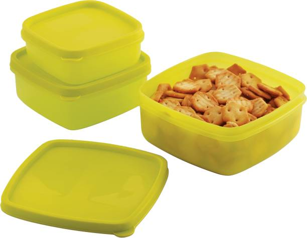 MASTER COOK  - 500 ml, 330 ml, 200 ml Polypropylene Fridge Container