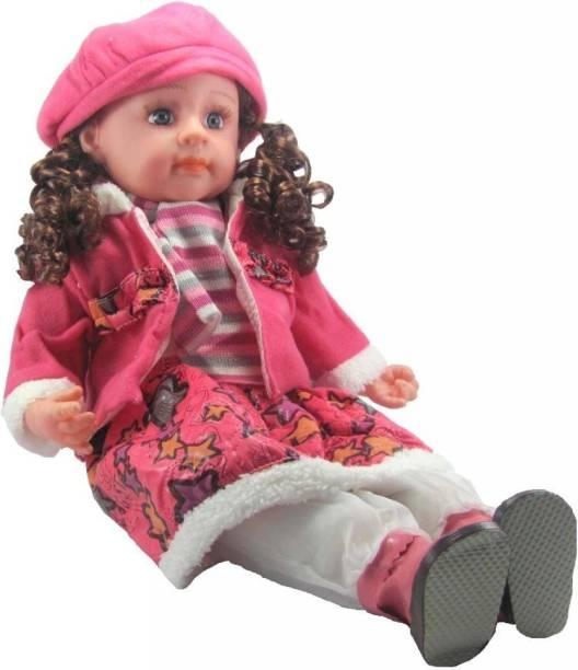 Kmc kidoz Musical Poem Doll Singing for girls
