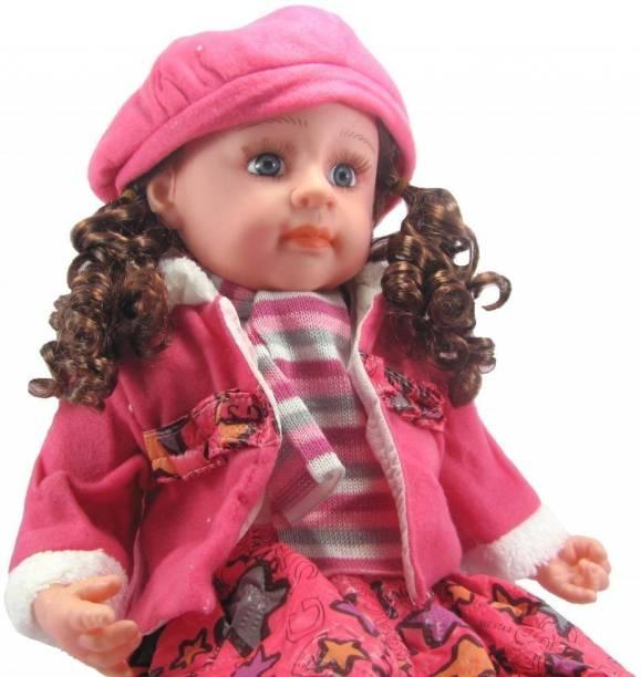 Kmc kidoz New Poem Musical Singing Doll