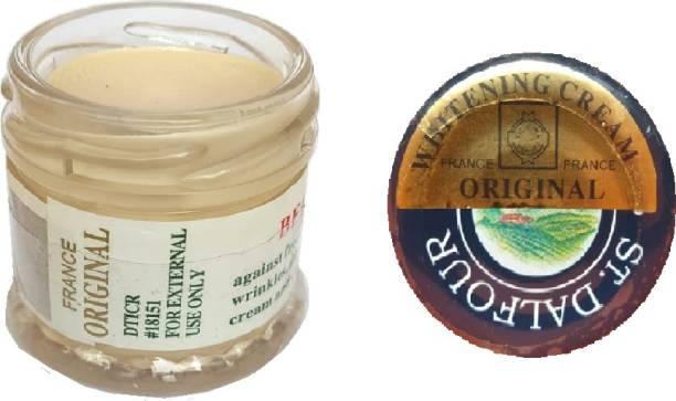 ST DALFOUR Original Cream For Hyper Pigmentation And Clean Skin Pores