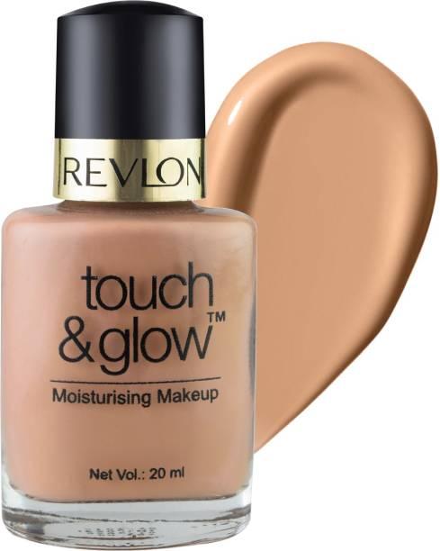 Revlon Touch & Glow Moisturizing Liquid Make Up 20 Ml Foundation
