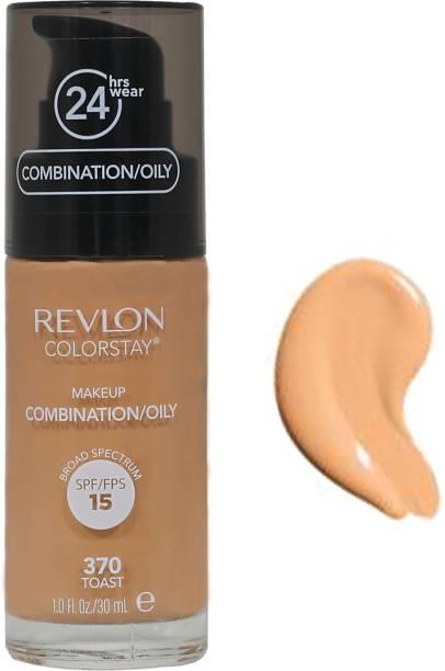 Revlon Colorstay Make Up Combination Oily Spf 15 (Project Henry 2) Foundation