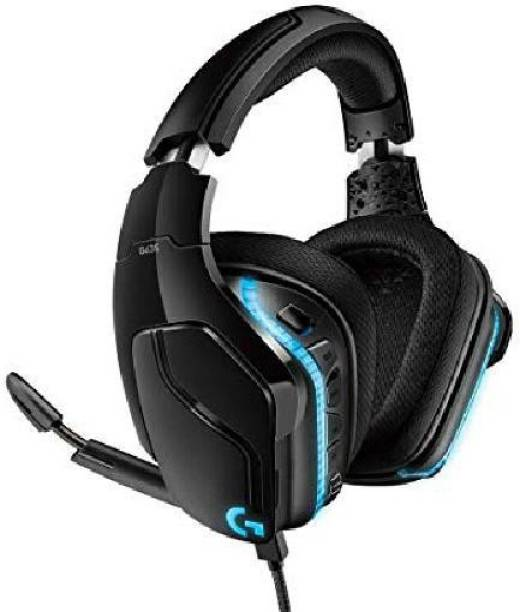 Logitech G635 7.1 Surround Sound Light Sync Gaming Headset Wired Headset