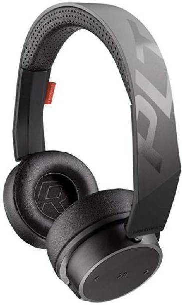PLANTRONICS Fit 500 On-Ear Sport Headphone Wired without Mic Headset