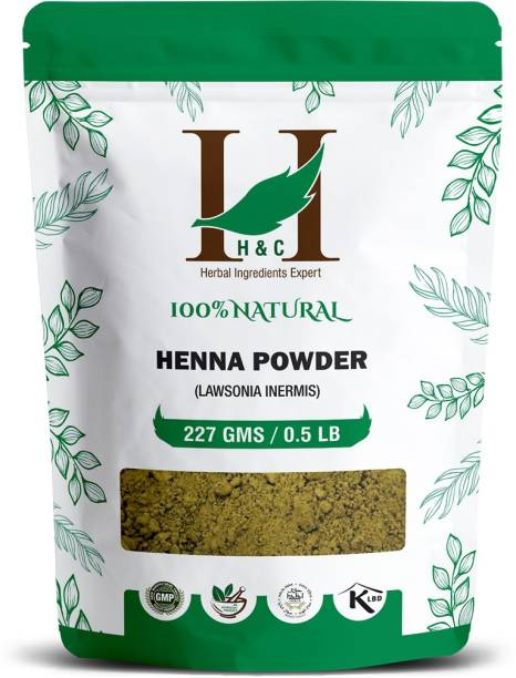 H&C 100% Natural Henna Powder for Hair Color