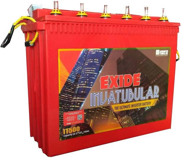 EXIDE IT500 Tubular Inverter Battery
