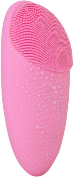 caresmith CS004 Sonic Facial Cleansing Massager Brush (Pink Taffy) Massager