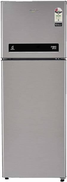Whirlpool 265 L Frost Free Double Door 2 Star Refrigerator