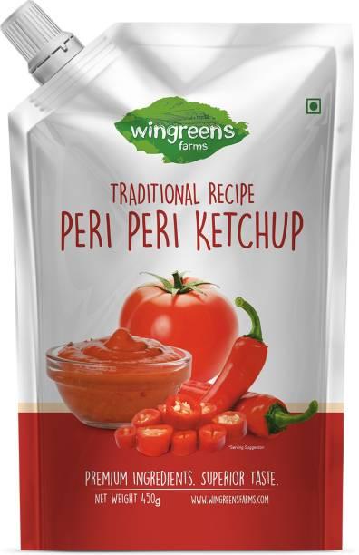 WINGREENS Peri Peri Ketchup