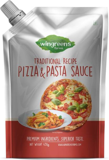 Wingreens Farms Pizza 'N' Pasta Sauce (450g) Sauce