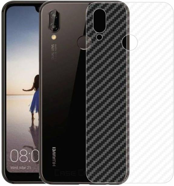 ACUTAS Back Screen Guard for Protector Film Carbon Fiber Finish Ultra Thin Scratch Resistant Safety Protective Film For Honor 8X