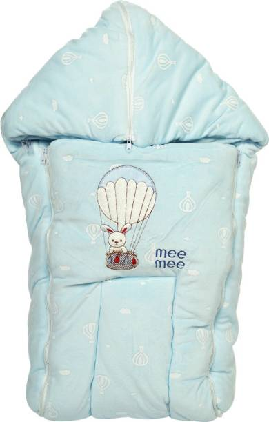 MeeMee Baby Cozy Carry Nest Bag (Baby Sleeping Bag , Blue) Sleeping Bag