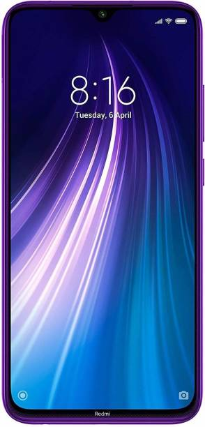 Redmi Note 8 (Cosmic Purple, 64 GB)