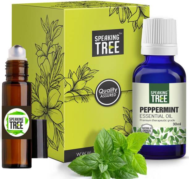 Speaking tree Peppermint Essential oil-30ml