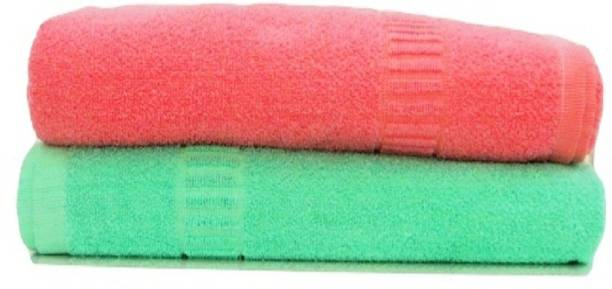 D R Loved for Style Terry Cotton 400 GSM Bath Towel Set