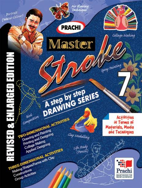 Master Stroke-7 - A Step-by-Step Drawing Series