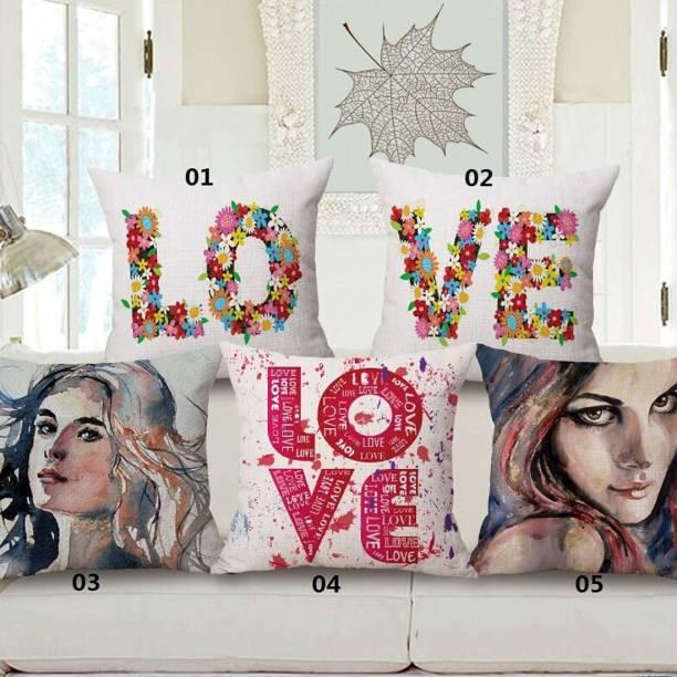 Stepupp Grow Printed Cushions & Pillows Cover