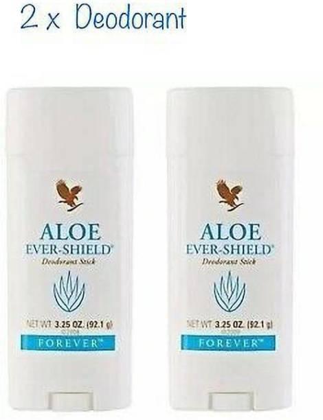 ASSURE Forever Aloe Ever Shield Speed Stick Spring Blossom Deodorant Stick - For Women - 92.1 gms.(Pack of 2 ) Deodorant Stick  -  For Women