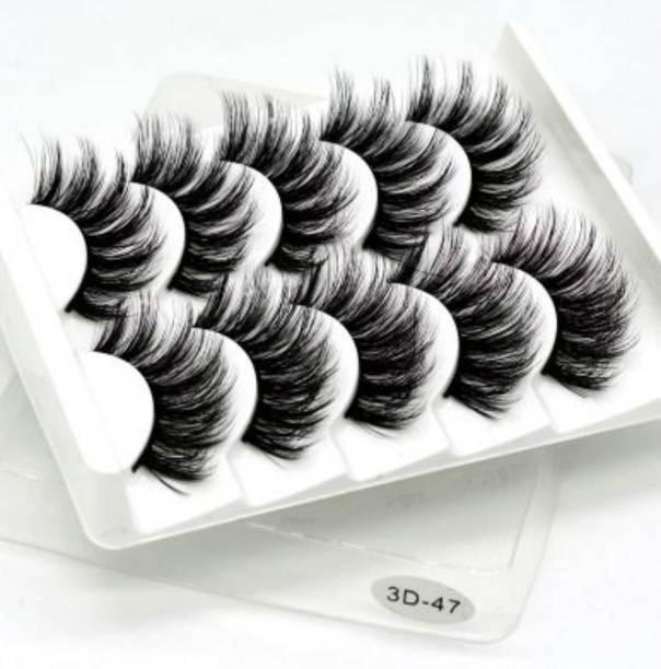 Neotis Eyelash For girls (Pack of 5 )