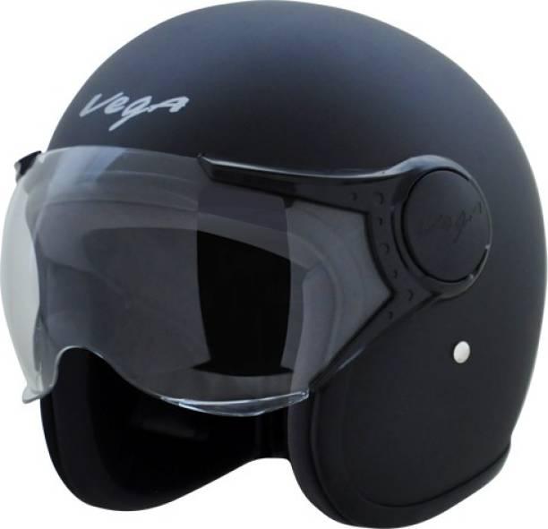 VEGA Jet W/Visor Motorbike Helmet