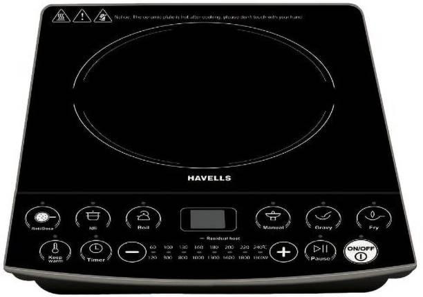 HAVELLS ET Induction Cooktop 1800 Watt Induction Cooktop
