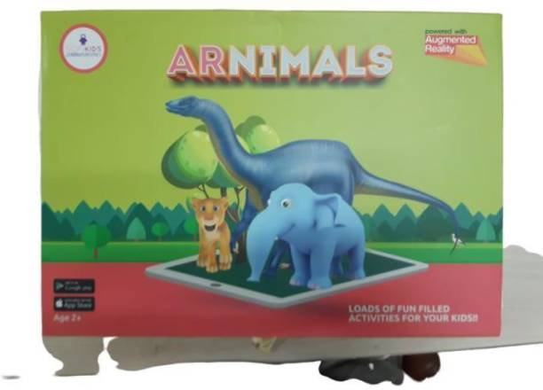 SCIFIKIDS Animals Augmented Reality