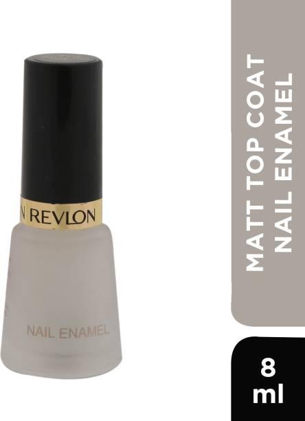 Revlon Nail Enamel 8 ml (2012) Matt Top Coat