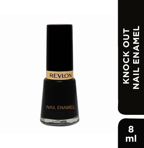 Revlon Nail Enamel 8 ml (2012) Knock Out