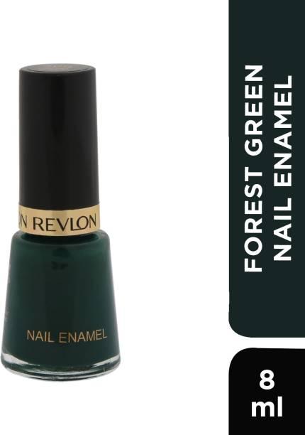 Revlon Nail Enamel 8 ml (2012) Forest Green