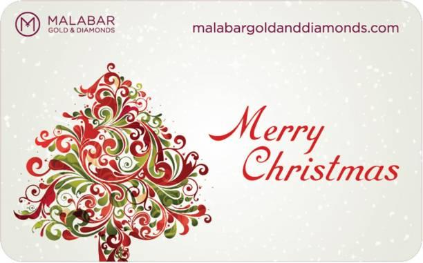 MALABAR GOLD & DIAMONDS Physical Gift Card
