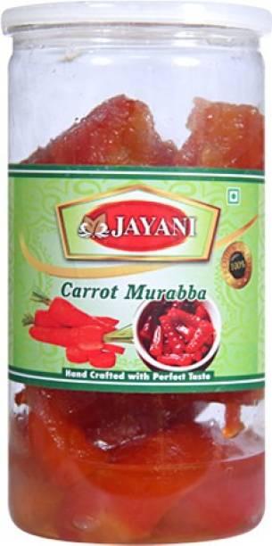 JAYANI Homemade Carrot Murabba