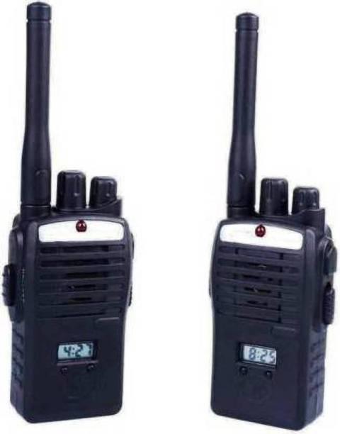 Tenmar 2 Wireless Portable InterPhone Walkie Talkie with LCD Display