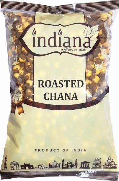 Indiana Pure Roasted & Salted Chana 250g