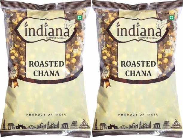 Indiana Pure Roasted & Salted Chana 500g
