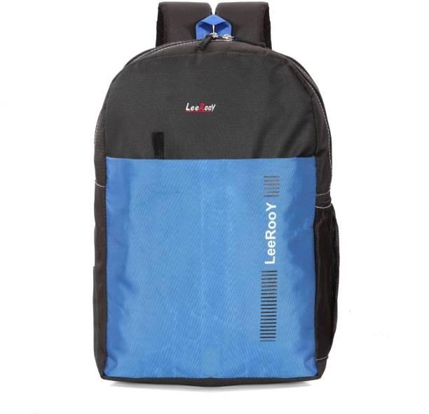 LeeRooy BG0 10 BLUE Waterproof School Bag