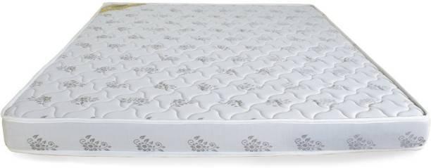 CozyCoir Twin Layered Coir Foam Mattress- Hard & Soft, Double Bed Size (72 x 42 x 4) 4 inch Double Coir Mattress