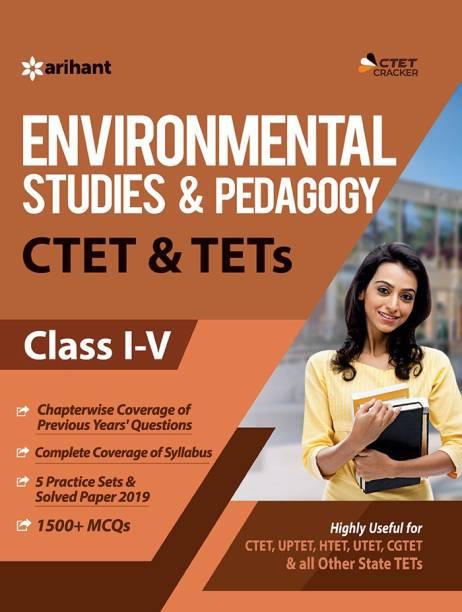 Ctet & Tets (Class 1 to 5) Environmental Studies & Pedagogy 2020