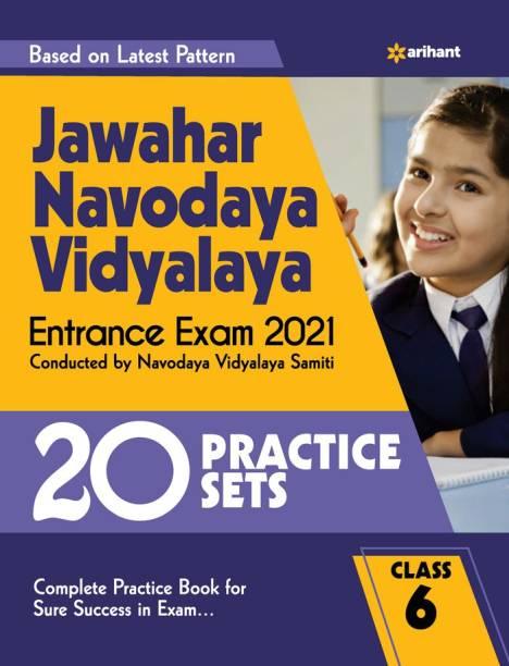 20 Practice Jawahar Navodaya Vidyalaya 2021 Class 6