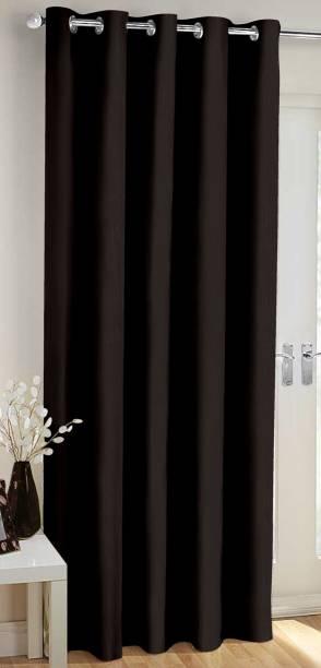 Adimanav 213.36 cm (7 ft) Polyester Door Curtain Single Curtain