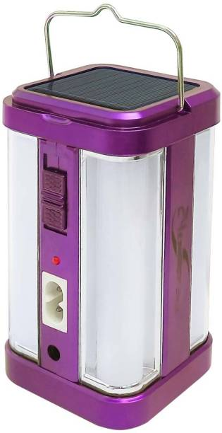 24 ENERGY 4 Tube 360 Degree Extra Bright with A Charging Rechargeable Lantern Emergency Light