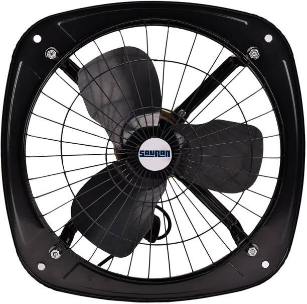 Sauran 230mm Ventilation Exhaust Fan, Heavy Duty (With Warranty) 230 mm 3 Blade Exhaust Fan