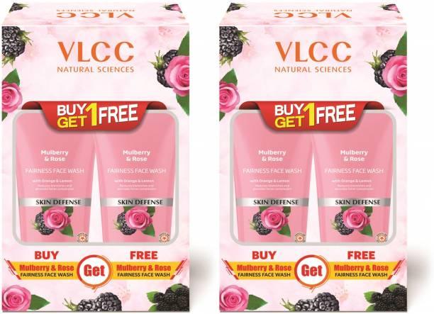 VLCC Mulberry & Rose Facewash Face Wash