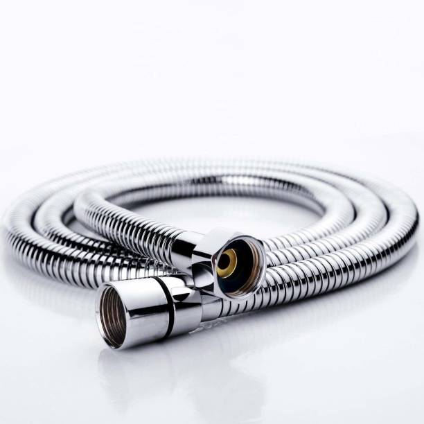 Prestige 1mtr SS Flexible Shower tube pipe Hose Pipe