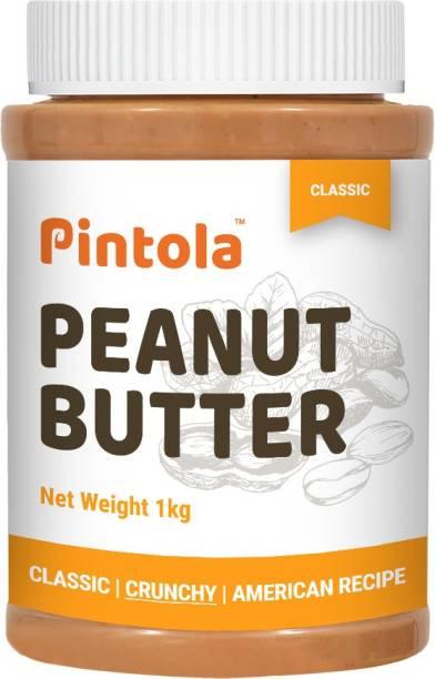 Pintola Classic Peanut Butter (Crunchy) 1 kg